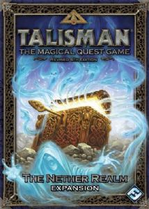 Talisman (Fourth Edition) : The Nether Realm